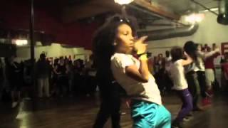 "Charlize Glass - Rihanna ""Birthday Cake"" Remix feat. Chris Brown Choreography  by David Moore"