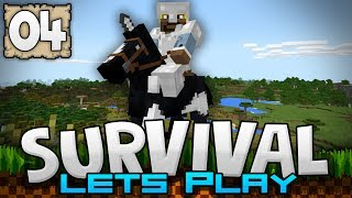 Video NEW BEST FRIEND? I THINK SO! - Survival Let's Play Ep. 04 - Minecraft PE 1.1 (Pocket W10 Edition) download MP3, 3GP, MP4, WEBM, AVI, FLV Juni 2017