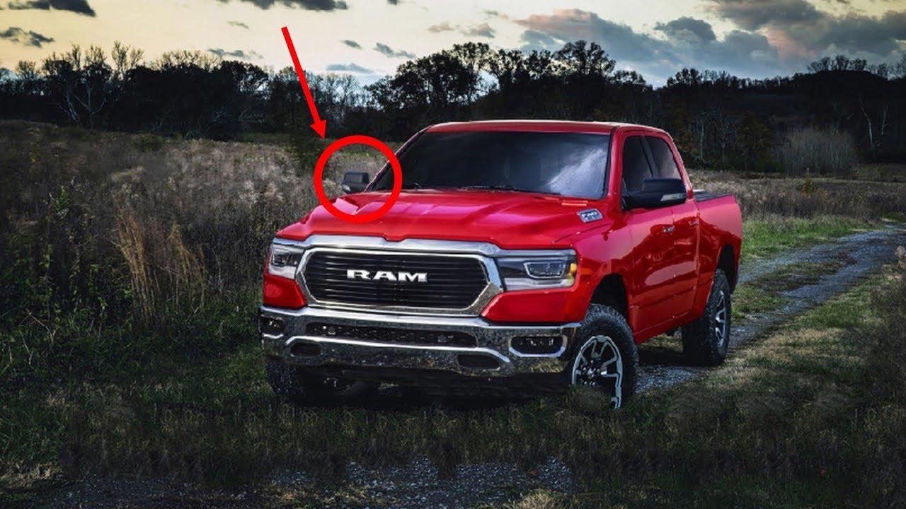 Look This 2019 Ram 1500 Spy Shots Youtube