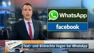 Whatsapp datenschutz falle..