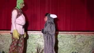 Shrek the Musical at Agassiz Elementary