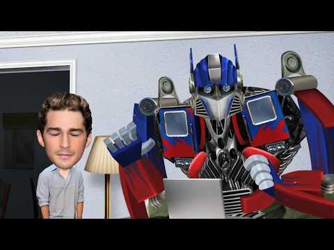 TRANSCHATOS [Paródia MAD - Transformers]