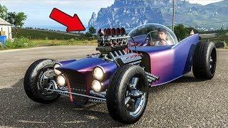 แรงจัดปลัดไม่ได้บอก (Plymouth Atomic Punk Bubbletop Forza Horizon 4)