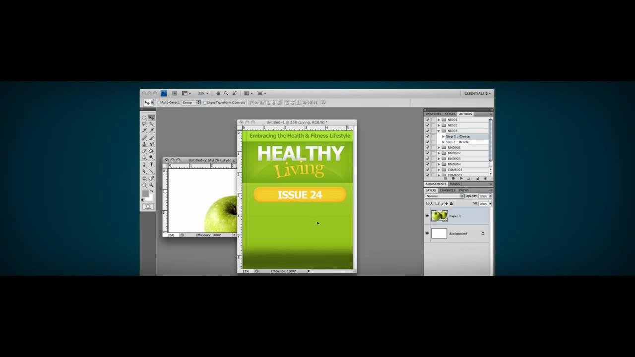 Cover Action Pro 2.0 - Ebook Cover Software - YouTube