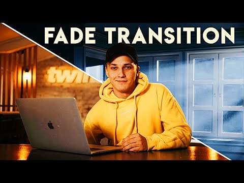 CREATIVE FADE TRANSITION | Tutorial