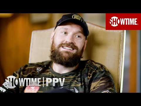 Tyson Fury on Mental Health & Recovery | Full Interview | SHOWTIME Boxing thumbnail