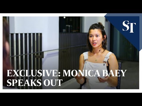 Exclusive: Voyeurism victim Monica Baey speaks out | The Straits Times