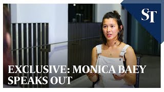 Exclusive: Voyeurism victim Monica Baey speaks out | The Straits Times