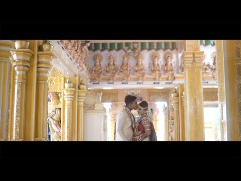 Loges & Damyanthy | Malaysia Indian Wedding Cinematography Video Highlight