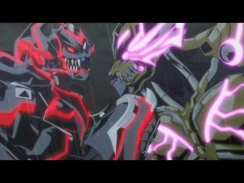 Garo Vanishing line OST - End of the fight