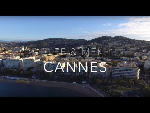 CANNES Travel Vlog I Lee & Mel