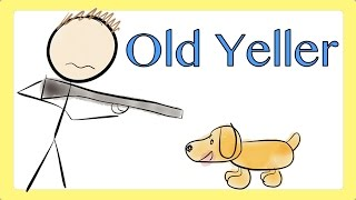 Old Yeller by Fred Gipson (Book Summary) - Minute Book Report