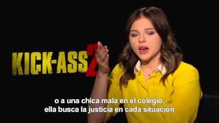KICK-ASS 2. CON UN PAR -Entrevista a Chloe Grace Moretz