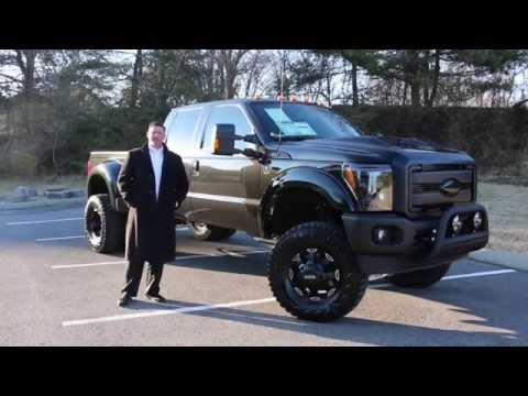 2015 Ford F350 BLACK OPS DUALLY Lifted & Fully Loaded For ...