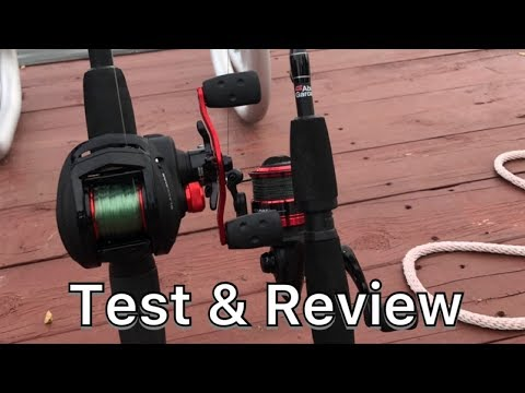Abu Garcia Black Max: Test and Review