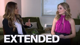 Jackie Evancho Opens Up About Her Body Dysmorphia | EXTENDED