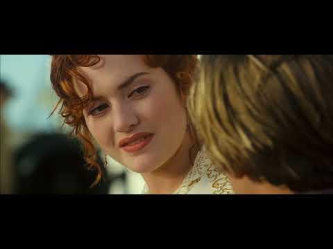 Celine Dion - My Heart Will Go On - Titanic Theme (Movie Version) (Película Versión) 4K UHD