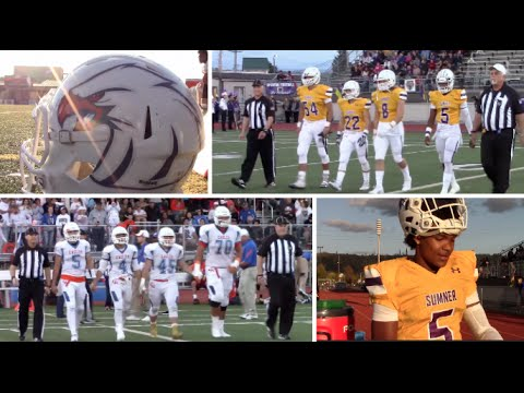 Graham-Kapowsin v Sumner : HSFB Washington - UTR Highlight Mix 2016