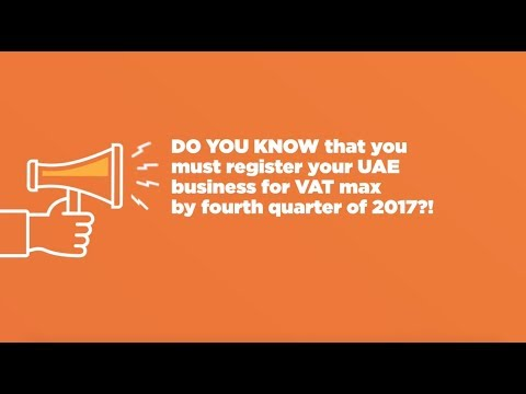 Freaking Out About VAT in UAE? - My Business Consulting DMCC is expert in UAE VAT Law!