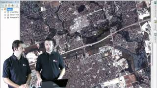 Multi-Sensor Satellite Imagery Analysis for Urban Sprawl - Markham, Ontario