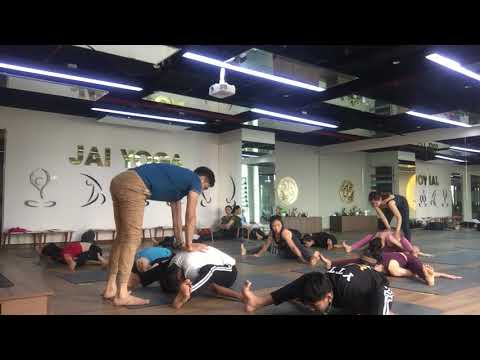15 Minutes Body opening yoga with Master Ajay
