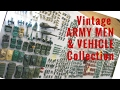 Huge Collection Plastic Army Men Toy Soldiers International Infantry