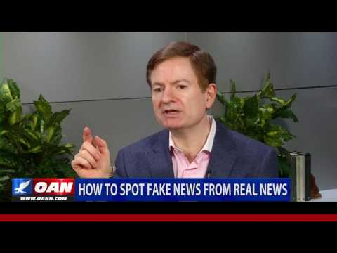 How to Spot Fake News From Real News