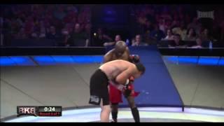 Jason Naugler Bare Knuckle Boxing