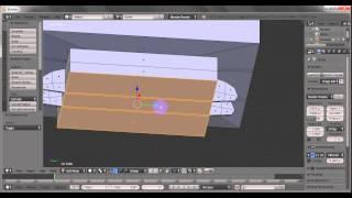 Tutorial Modelling Danbo with blender 3D