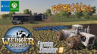 Farming Simulator 2019 - ITA - Welker Farms Map - TEST MAP (Ps4/Xbox/PC)