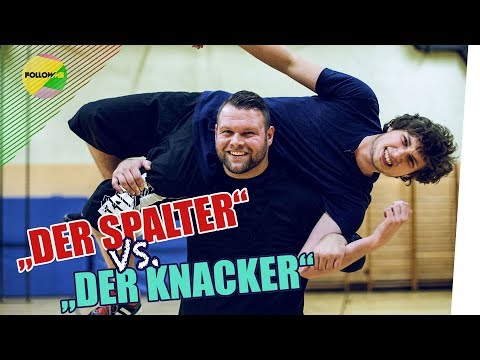 Wrestling-Star Pascal Spalter nimmt Reyst mit in den Ring | follow me.reports