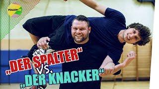 Fight! Wrestling-Star Pascal Spalter im Kampf gegen Reyst