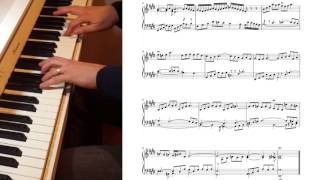 J.S.BACH, BWV 854, PRELUDE NO 9 IN E MAJOR FROM WTC I