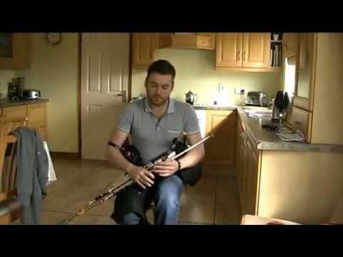 Uilleann Pipes Morning Thrush (Reel) Chris McMullan