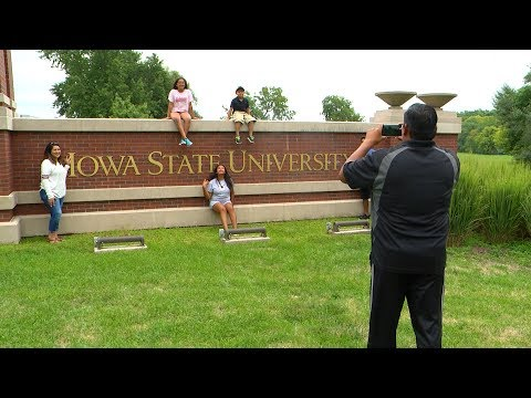 Welcome to Iowa State, Class of 2021!