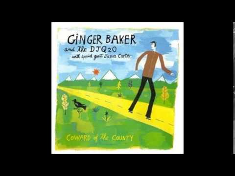 Ginger Baker - Cyril Davis