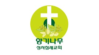 향기나무성서침례교회 강성철목사 파송예배 실황 2020-…