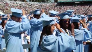 Carolina's Class of 2016 Celebrates Graduation Day thumbnail