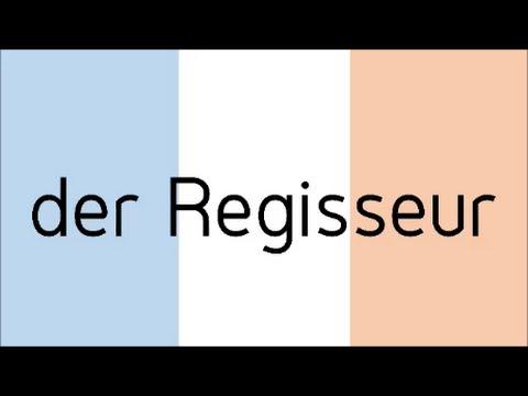 Französische Wörter Im Deutschen