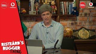 Risteárd's Rugger Thing | Pat Kenny meets Joe Schmidt