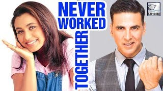 8 Bollywood Stars Who Never Worked Together In A Film | LehrenTV