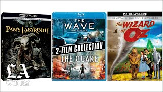 Kenneth Turan's DVD Pick of the Week – Holiday Gift Guide Part I
