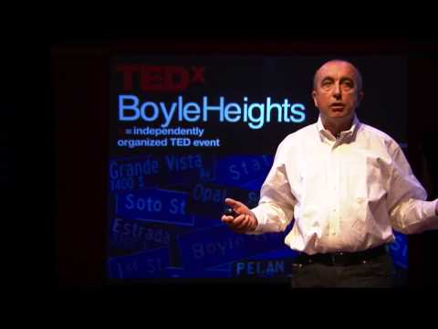How to solve the global deficit of talent: Philippe Forestier at TEDxBoyleHeights 2014