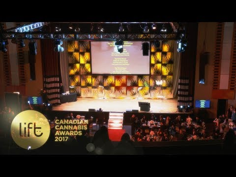 Canadian Cannabis Awards Gala 2017 Full Show