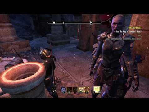 Elder Scrolls Online: Main Quest - Chapter 4.5