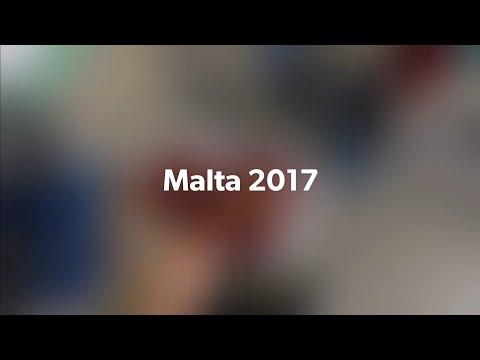 Me and Dina's Holiday to Malta