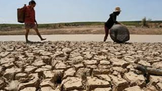 Vietnam Drought: Drought delays rice farming as Mekong waters drop