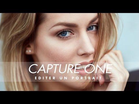Retoucher un Portrait avec Capture One Pro 9 (Français)