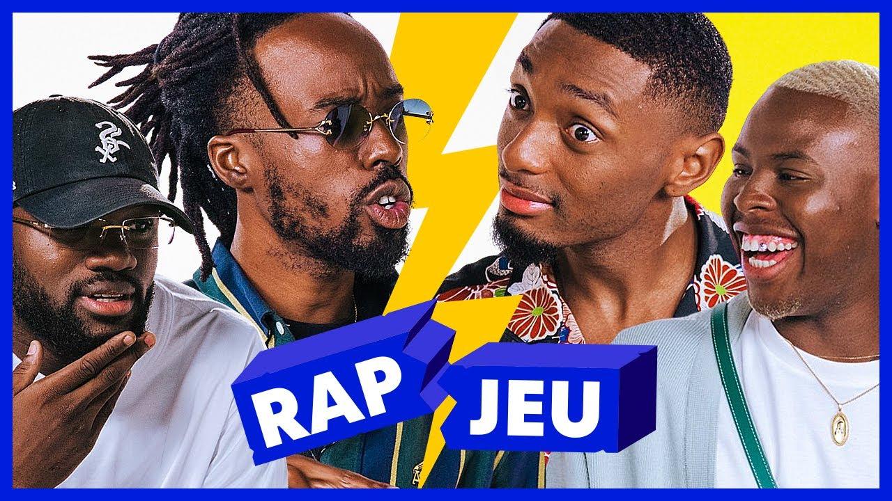 Luidji & Smeels vs Take-A-Mic & Chanceko - Rap Jeu #34
