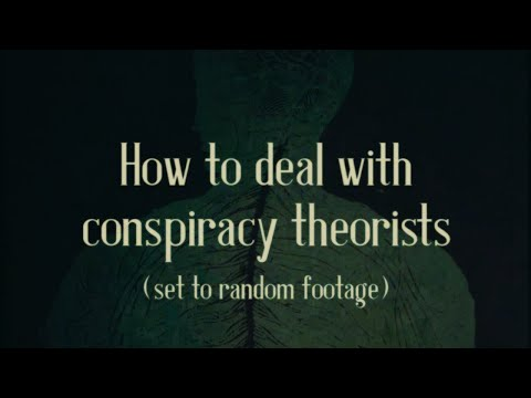 How Liberal Hipsters Deal with Conspiracy Theorists